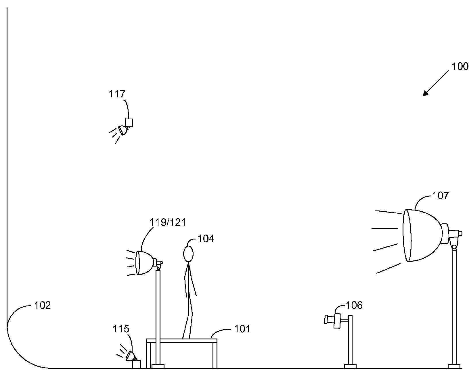 US-Patent-Fotostudio