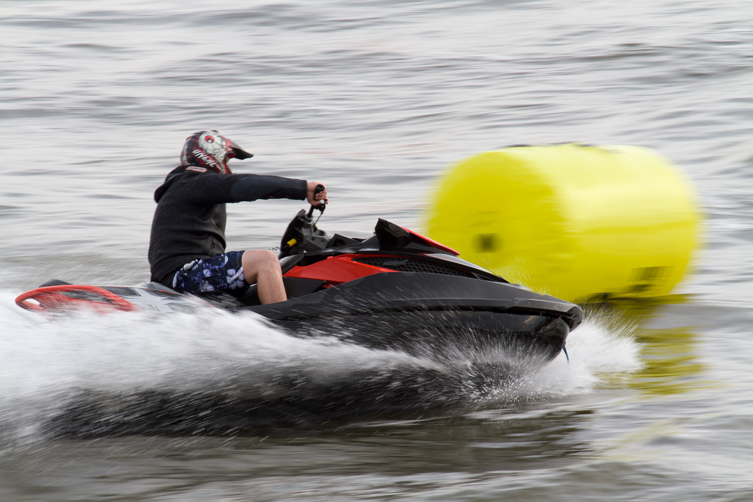 Jetski Event at the Heringsdorf Pier on Usedom